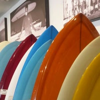 Photo taken at bing surfboards by Annya E. on 3/19/2016