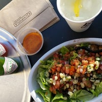 Photo taken at Chipotle Mexican Grill by Annya E. on 10/28/2014