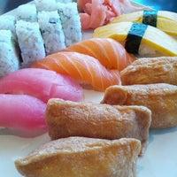 Photo taken at Mikko Japanese Cuisine by Annya E. on 2/23/2013