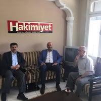 Photo taken at Hakimiyet Gazetesi by Mustafa Özdemir M. on 5/8/2015