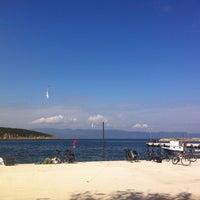Photo taken at Doganlar Koyu by Elif K. on 9/21/2014