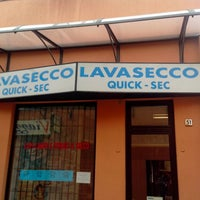 Photo taken at LAVASECCO QUICK SEC by Luca D. on 9/30/2013
