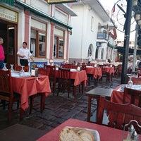 Photo taken at Ayvalık Canlı Balık Restaurant by Orhun K. on 6/23/2013