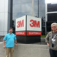 Photo taken at 3M Guatemala by Александр К. on 9/11/2013