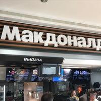 Снимок сделан в McDonald's пользователем Александр К. 8/10/2017