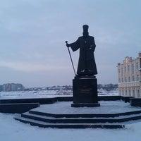 Photo taken at Сызранский речной порт by Александр К. on 2/1/2017
