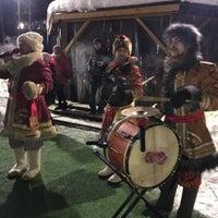 Photo taken at Каток в Les Art by Александр К. on 2/20/2018