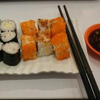 Photo taken at Umi Sushi by Dita on 12/22/2014
