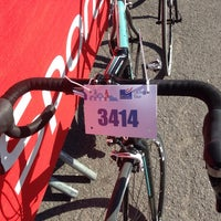 Photo taken at Tour De Namur Cyclo by Dieter C. on 5/17/2014