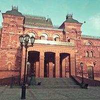 Photo taken at Могилёвский драматический театр by Anna P. on 6/16/2013