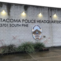 Photo taken at Tacoma Police Department by Dean K. on 9/19/2017
