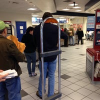 Photo taken at U.S. Post Office by Dusty H. on 12/19/2014
