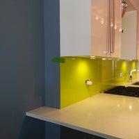 Photo taken at Glass Backsplash for Kitchen by Charlie j. on 3/27/2014