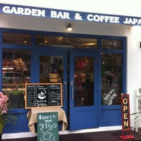 Photo taken at GARDEN BAR & COFFEE JAPAN by Yoko L. on 2/8/2014