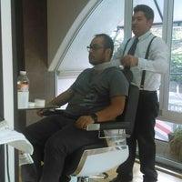 Foto tomada en The Barber's Spa México (Tlalpan) por Alberto M. el 11/17/2015