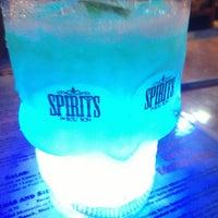 Photo taken at Spirits On Bourbon by Melissa S. on 7/15/2013