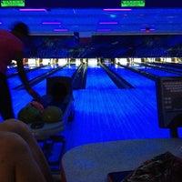 Photo taken at Brunswick Zone Thousand Oaks Bowl by Heather M. on 6/8/2013