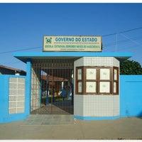 Photo taken at Edmundo Neves by Adricia B. on 6/24/2013