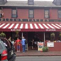 Photo taken at Middleton Tavern by Shawn B. on 6/8/2013