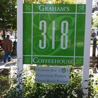 Photo taken at Graham's 318 by Josh R. on 10/13/2013