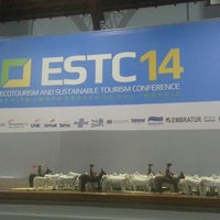 Photo taken at Ecotourism And Sustainable Tourism Conference by Maycon P. on 4/28/2014