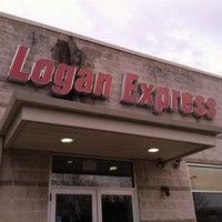 Photo taken at Logan Express by AElias A. on 12/2/2012