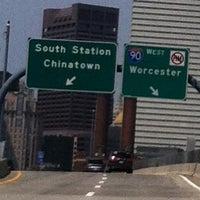 Photo taken at 4th Street Bridge by AElias A. on 6/23/2013