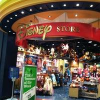 Photo taken at Disney Store by AElias A. on 10/24/2012