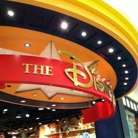 Photo taken at Disney Store by AElias A. on 11/23/2012