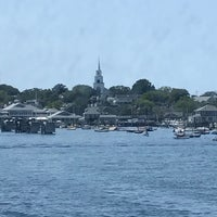 Photo taken at Nantucket Harbor by AElias A. on 8/26/2017