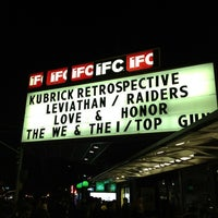 Photo taken at IFC Center by Raffi A. on 3/25/2013