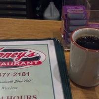 Photo taken at Honey's Restaurant & Catering by Danielle on 8/17/2013