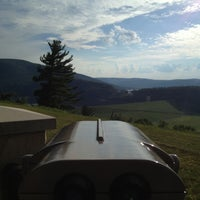 Photo taken at Connecting Channel Overlook by Monongahela M. on 7/31/2013