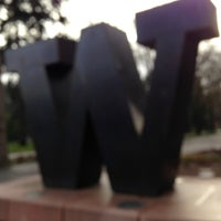 Photo taken at University of Washington by DF (Duane) H. on 12/24/2012