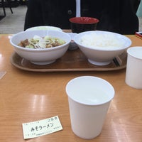 Photo taken at おおぎやラーメン 赤城高原SA店 by Takumi A. on 11/19/2016