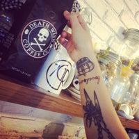 11/25/2014 tarihinde Berkman C.ziyaretçi tarafından 7GR Coffee'de çekilen fotoğraf