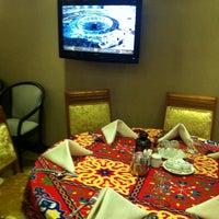 Photo taken at Al Bustan Hotel, Jeddah by Buthina A. on 8/3/2013