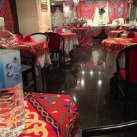 Photo taken at Al Bustan Hotel, Jeddah by Buthina A. on 7/20/2014