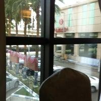 Photo taken at Al Bustan Hotel, Jeddah by Buthina A. on 8/8/2013