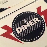 Снимок сделан в The Diner пользователем Mark O. 12/30/2012