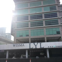 Photo taken at Wisma LYL by Andrew D. on 12/17/2016