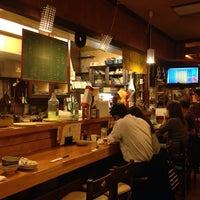 Photo taken at やきとり やま屋 by Natsumi N. on 10/13/2013