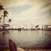 Photo taken at Four Seasons Resort Hualalai at Historic Ka`upulehu by Nad C. on 7/8/2013