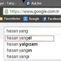 Photo taken at google by Hasan Y. on 2/2/2014