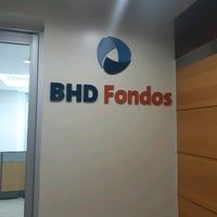 Photo taken at Banco BHD León by Oliver S. on 5/10/2017