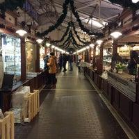 Снимок сделан в Старый крытый рынок пользователем Yegor 1/2/2015