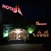 Photo taken at Hotel Palatium by Sergey S. on 6/18/2014