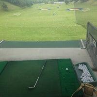 Photo taken at Golf Hostivař by Linda G. on 6/15/2013