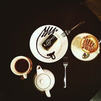 Photo taken at Il Padrino Coffee by Glence S. on 2/14/2015
