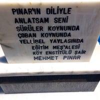 Photo taken at Karaağaç Mezarlığı by Hüseyin Burak B. on 6/23/2017